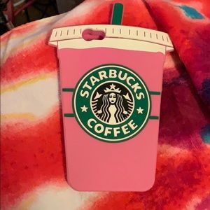 Accessories - Starbucks iphone case